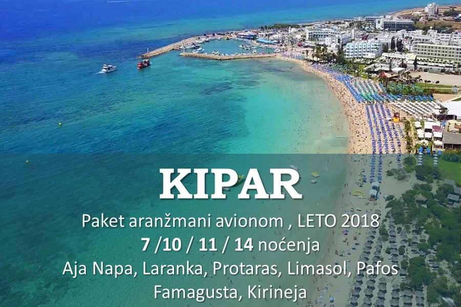 KIPAR LETO 2018