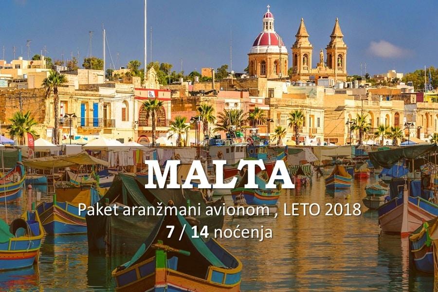 MALTA LETO 2018