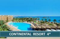 Continental Hurghada Resort 5* | Egipat Letovanje