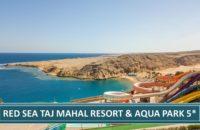 Red Sea Taj Mahal Resort & Aqua Park 5* | Egipat Letovanje