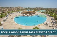 Royal Lagoons Aqua Park Resort & Spa 5* | Egipat Letovanje