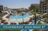 Steigenberger Aqua Magic Resort 5* | Egipat Letovanje