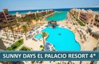 Sunny Days El Palacio Resort Spa 4* | Egipat Letovanje