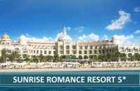 Sunrise Romance Resort 5* | Egipat Letovanje